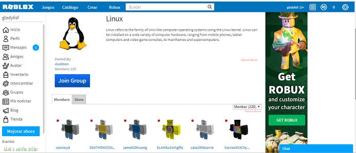 Descargar roblox para linux