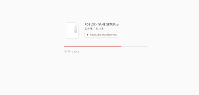 Instalar roblox en mega